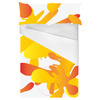 Abstract Yellow Shapes Pattern (Bed)