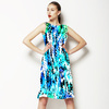 Abstract Dots (Dress)