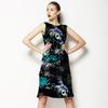 Digital Baroque Floral (Dress)