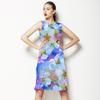 Floral Mosaic Blossom (Dress)