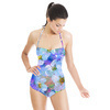 Floral Mosaic Blossom (Swimsuit)