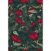 Rose Bulp and Leaf Green (Original)