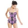 Ribbon Purple (Swimsuit)