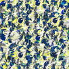 Seamless Abstract Colorful Inspired Floral Textile (Original)