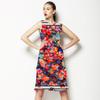 Bright Florals (Dress)