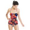 Bright Florals (Swimsuit)