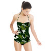Brush Stroke Camouflage (Swimsuit)