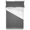 Hexagon Geometric Pattern (Bed)