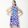 Avant-Garde Leopard Print (Dress)