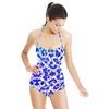 Avant-Garde Leopard Print (Swimsuit)