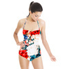 Floral Traditional3 (Swimsuit)