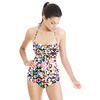 Multicoloured Mosaic (Swimsuit)