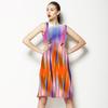 Motion Blurred Brushstrokes (Dress)