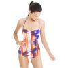 Blurred Petal Brushstrokes (Swimsuit)