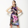 Abstract Flower 3 (Dress)