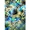 Flowers With Plaid (Original)