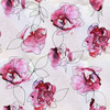 Hand Drawn Watercolor Roses Seamless Pattern (Original)
