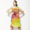 Abstract Bright Watercolor Seamless Pattern (Dress)