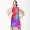 Colorfull Waves (Dress)