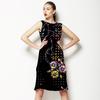 Floral Controversion (Dress)