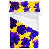 Blu Flowers (Bed)