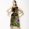 Lilac Flower and Foliage (Dress)