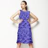 Blue Geometry (Dress)