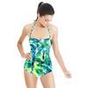 Geometric Zig Zag (Swimsuit)