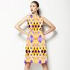 Ikat Fragmented (Dress)