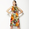 Abstract Flowers (Dress)