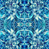 Blu Floral (Original)
