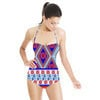 Eastern Stripe (Swimsuit)