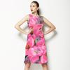 Flower Fuschia (Dress)
