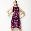 Thrilling Florals No6 in Floral Pattern Collection (Dress)