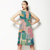Painted Patchwork 4 (Dress)