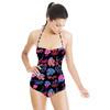 Neon Flower (Swimsuit)