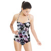 Rudbeckia and Clematis Floral (Swimsuit)