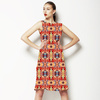 #5087C Persian Carpet (Dress)