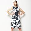 Geometrical Black (Dress)