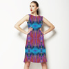 Feathered Bands (Dress)