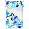Floral Blue (Bed)