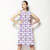 Sketchy Geo (Dress)