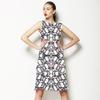 Geo Blur (Dress)