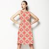632 Red Tile (Dress)