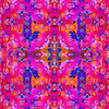 Tropical Floral and Plants No5 Repeat Tropical Floral Pattern by Dawid Roc (Original)