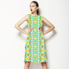 My Impression No9 Abstract Pattern Design by Dawid Roc (Dress)