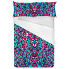 Colorful Abstract Print (Bed)
