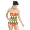 Colorful Lines (Swimsuit)