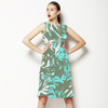 Abstract Tropical (Dress)
