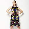 Tribal Geom (Dress)